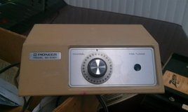 Vintage Pioneer TV converter BC-2301 in Naperville, Illinois