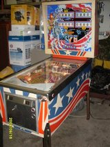 Pinball in Leesville, Louisiana