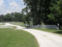 Beautiful equine boarding facility in Richlands in Camp Lejeune, North Carolina