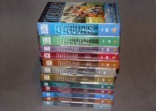 JR.EWING DALLAS  T.V. SERIES ALL 14 SEASONS in Camp Lejeune, North Carolina