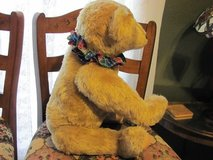 "24"" Steiff Teddy Bear...He's a big boy in Kingwood, Texas"