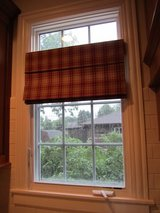 "Window Treatment: Roman Shade - 54"" wide x 36"" long in St. Charles, Illinois"