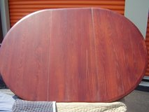 Oak Table Top in Cherry Point, North Carolina