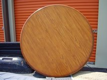 "44"" Round Table Top Oak in Camp Lejeune, North Carolina"